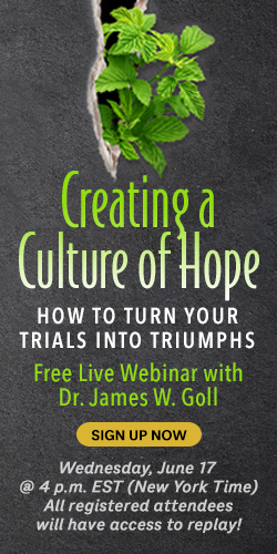 Creating a Culture of Hope